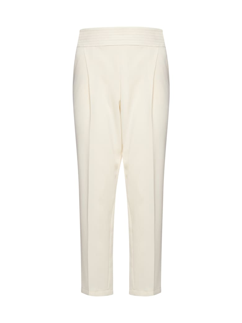 See by Chloé Pants - Antique white