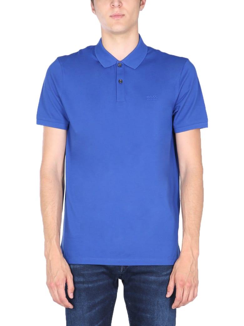 Hugo Boss Pallas Polo Shirt - BLU