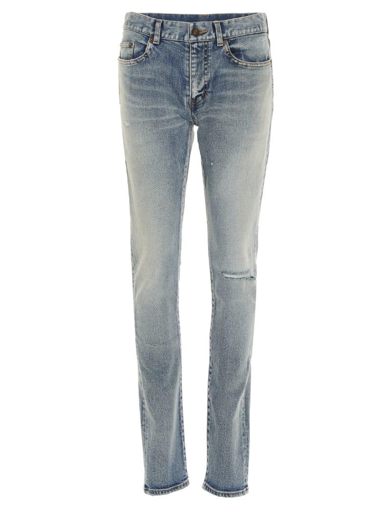Saint Laurent Jeans - Blu
