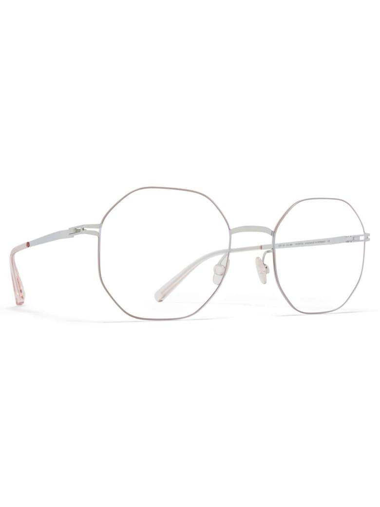 Mykita KAORI Eyewear - Silver/darkrose