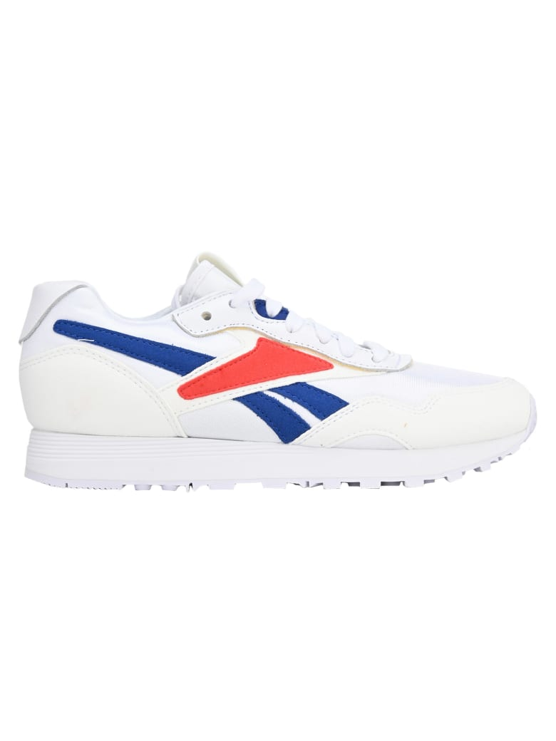 Reebok x Victoria Beckham Rapide Low-top Sneakers - WHITE/INSRED/CROYAL