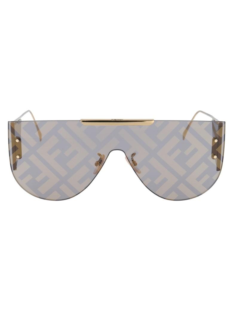 Fendi Ff M0093/s Sunglasses - J5G0A GOLD
