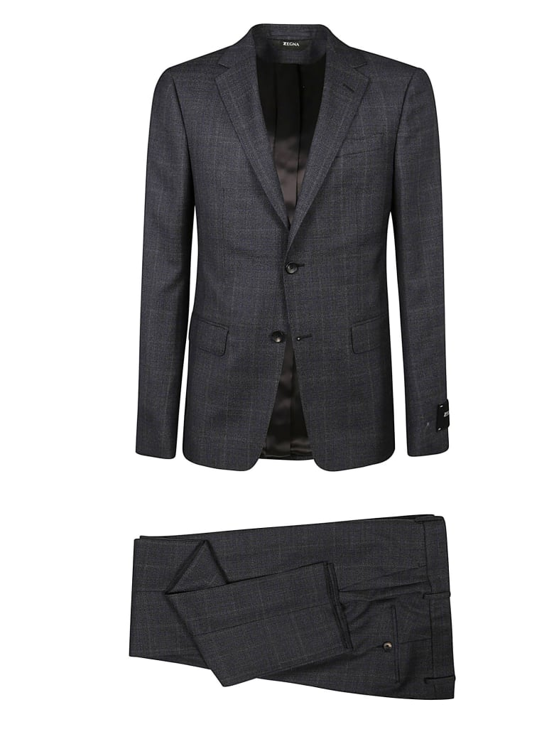 Z Zegna Suit - Grigio