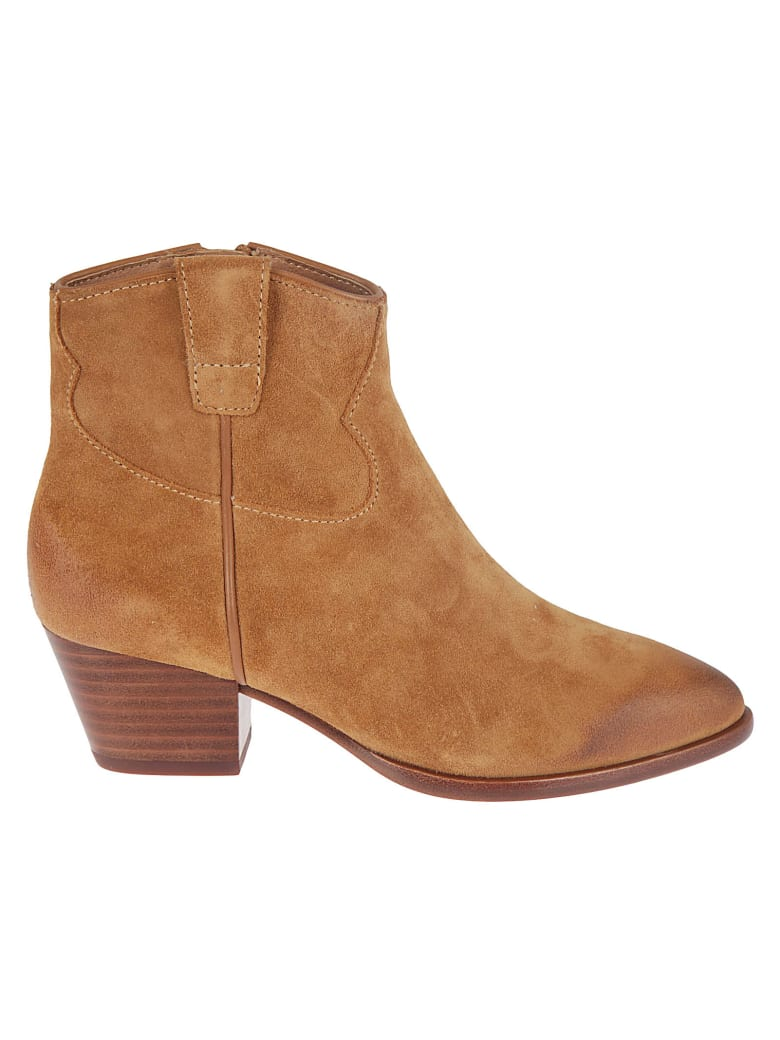 Ash Houston Boots - Cinnamon