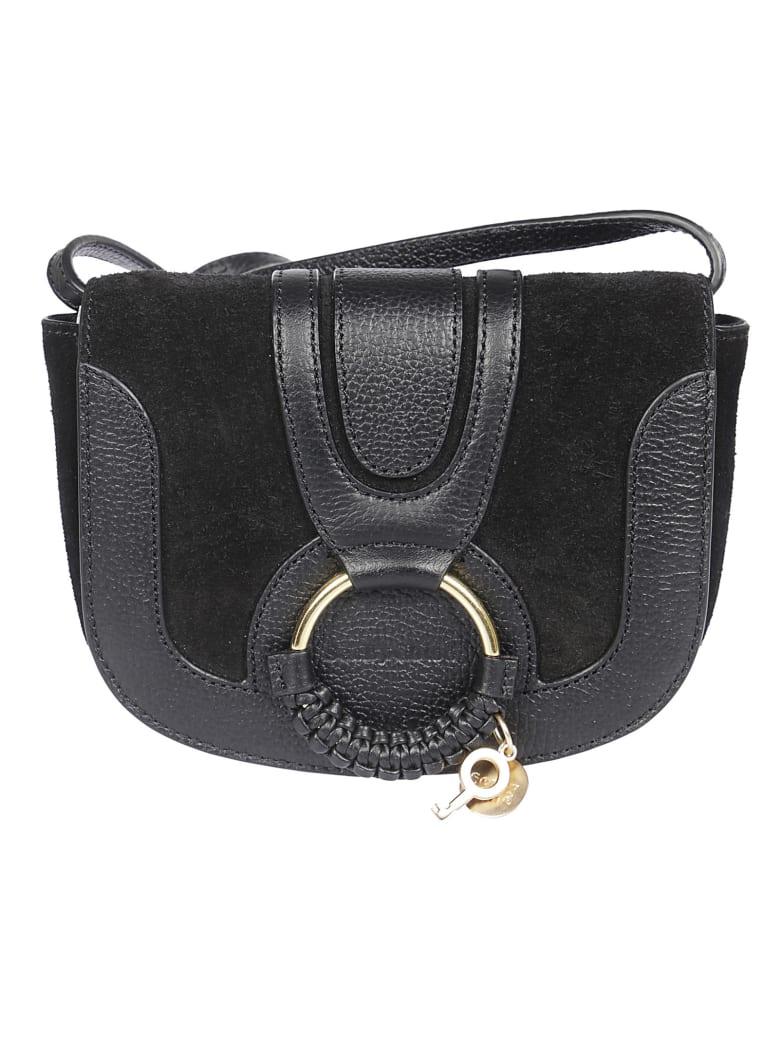 See by Chloé Hana Shoulder Bag - Black