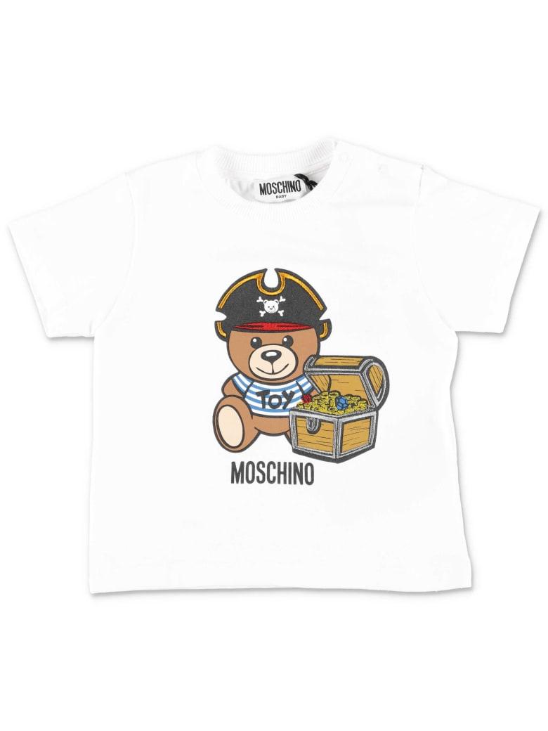 Moschino T-shirt - Bianco Ottico