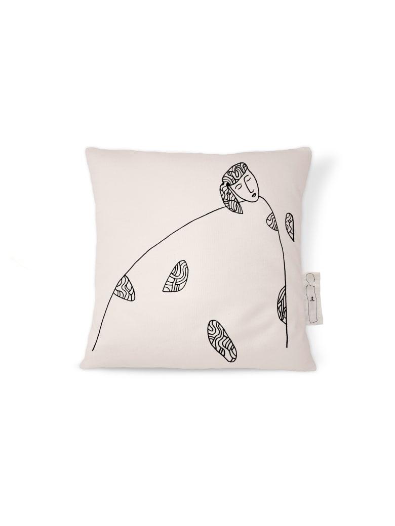 Kiasmo Cushions Alma Vi - Black/White