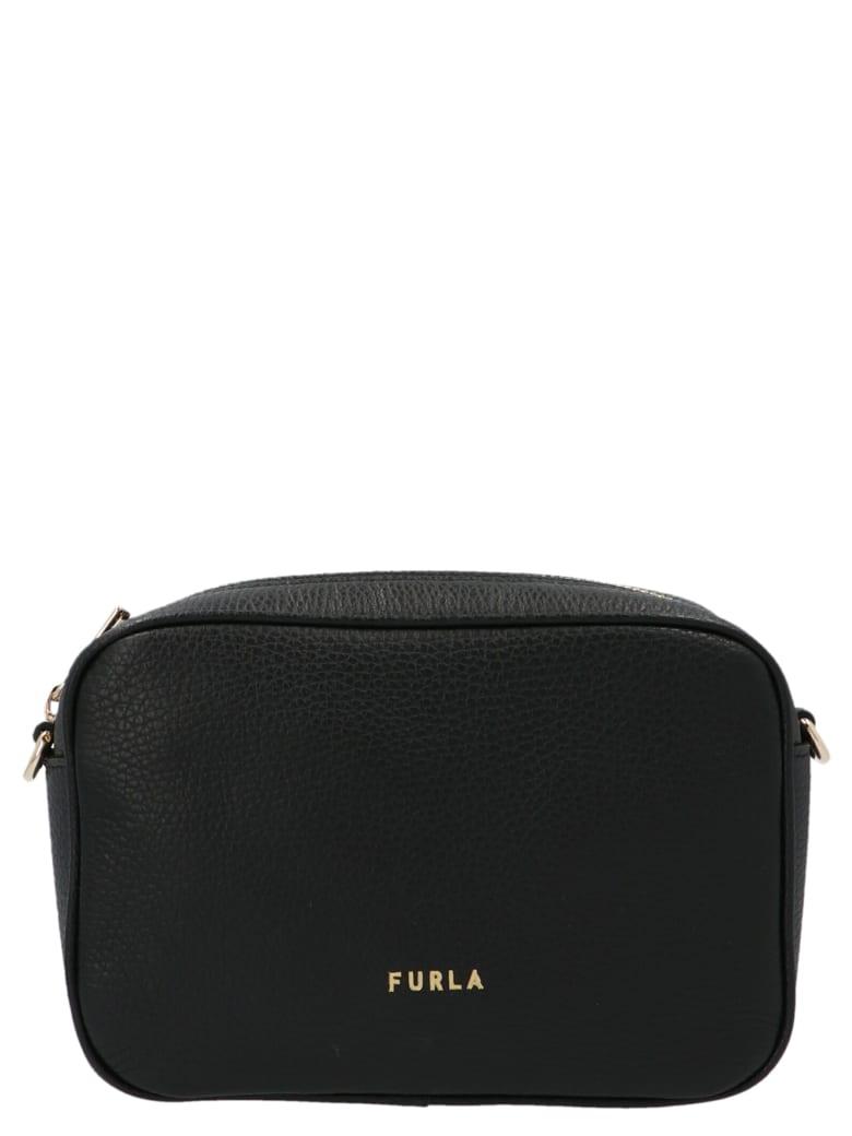 Furla 'furla Real' Mini  Bag - Black