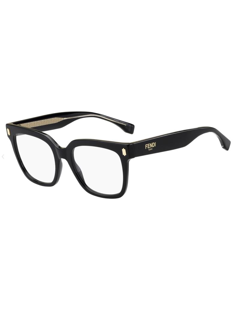Fendi FF 0463 Eyewear - Black