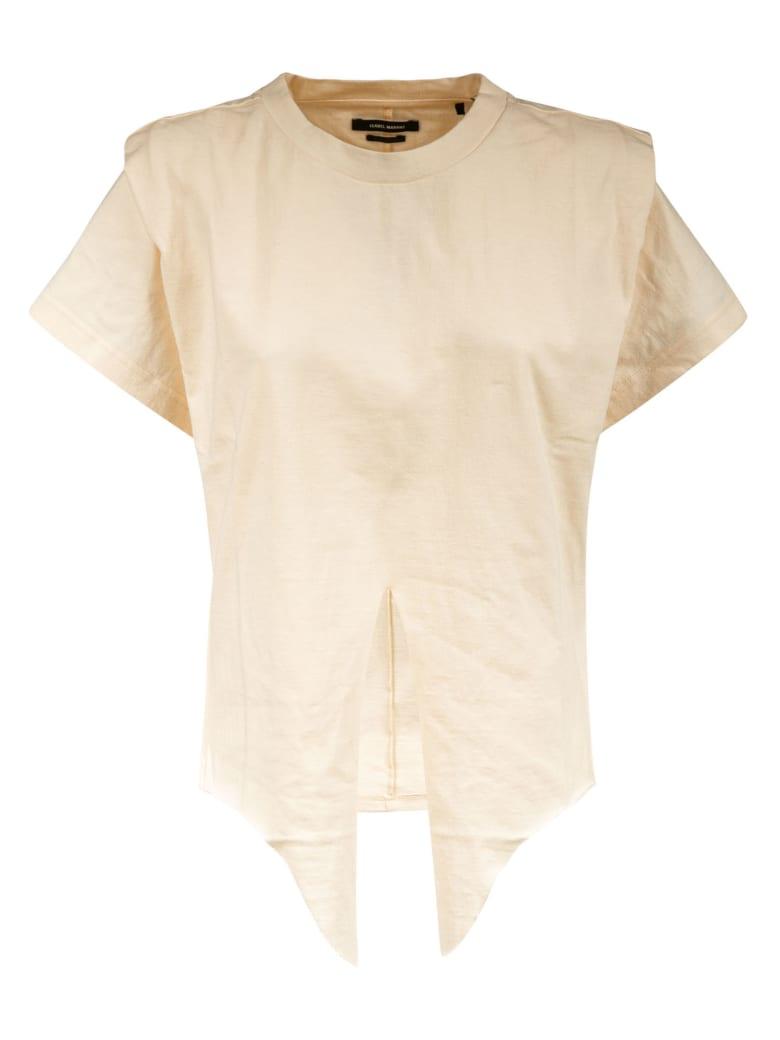 Isabel Marant Zelito T-shirt - Ecru