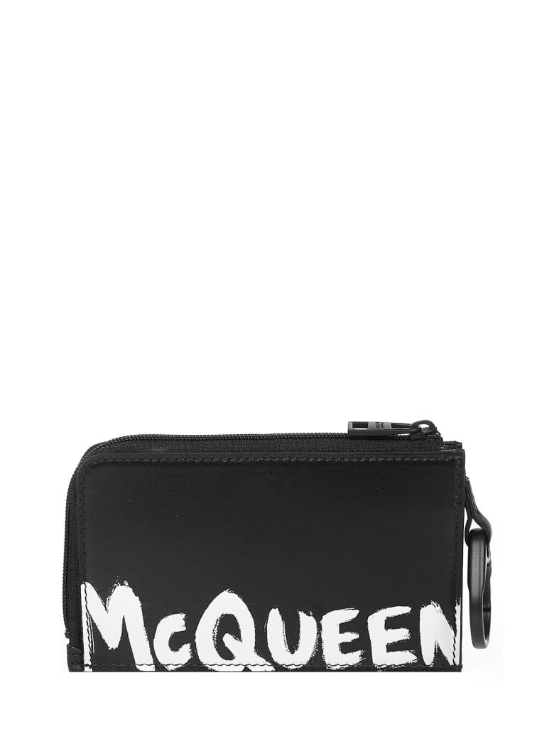 Alexander McQueen Cardholders - Blackwhite