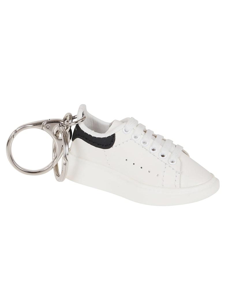 Alexander McQueen Oversize Sneaker Key - White Black