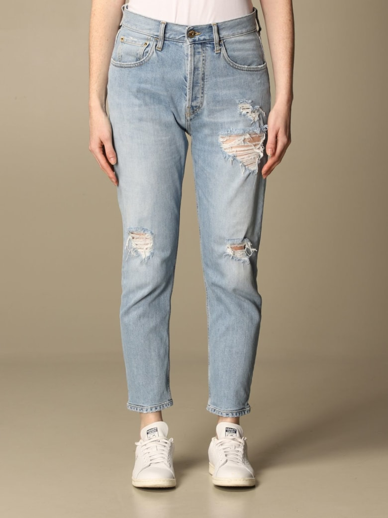 Cycle Jeans Jeans Women Cycle - Stone Washed