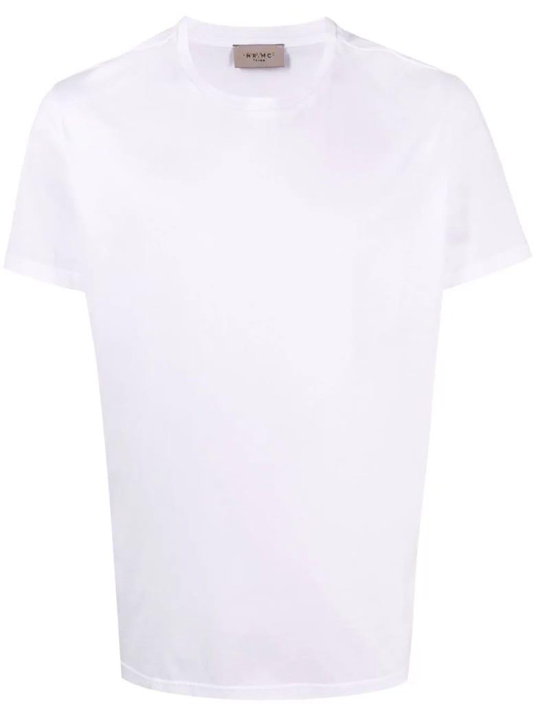 Low Brand White Cotton T-shirt - Bianco