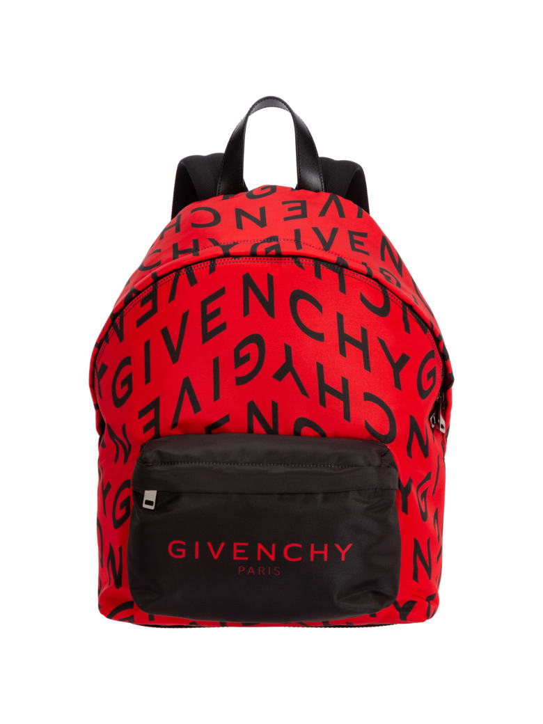 Givenchy Mayslim Backpack - Rosso
