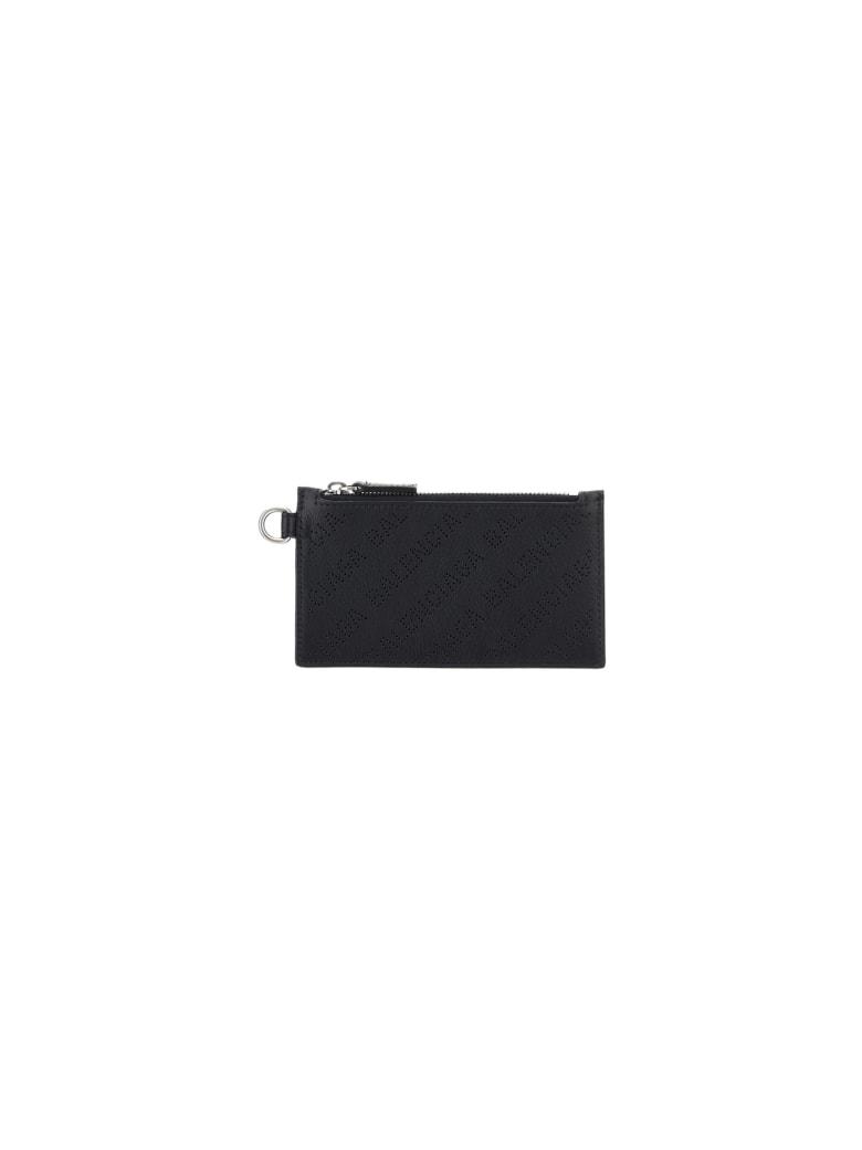 Balenciaga Card Holder - Black
