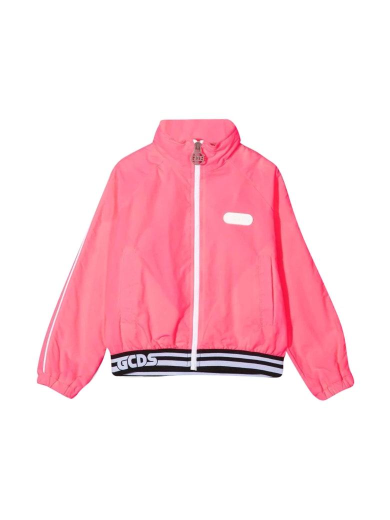 GCDS Mini Sports Jacket With Press - Unica