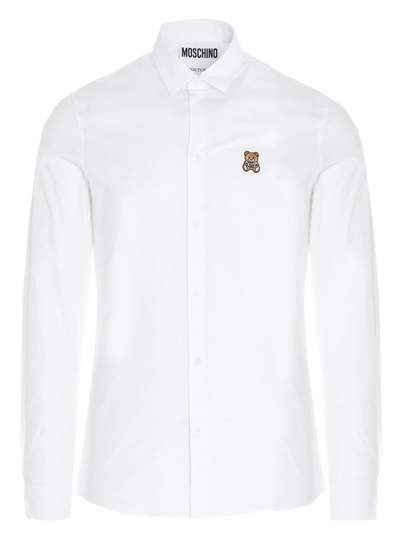 Moschino 'teddy' Shirt - White