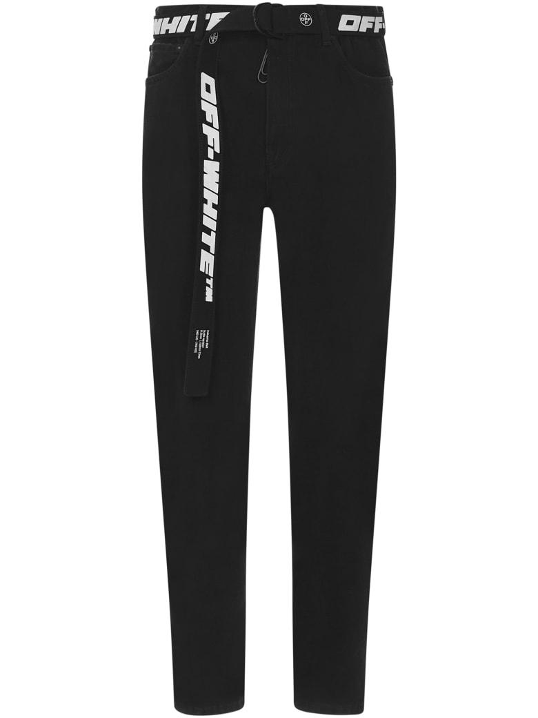 Off-White Jeans - Black
