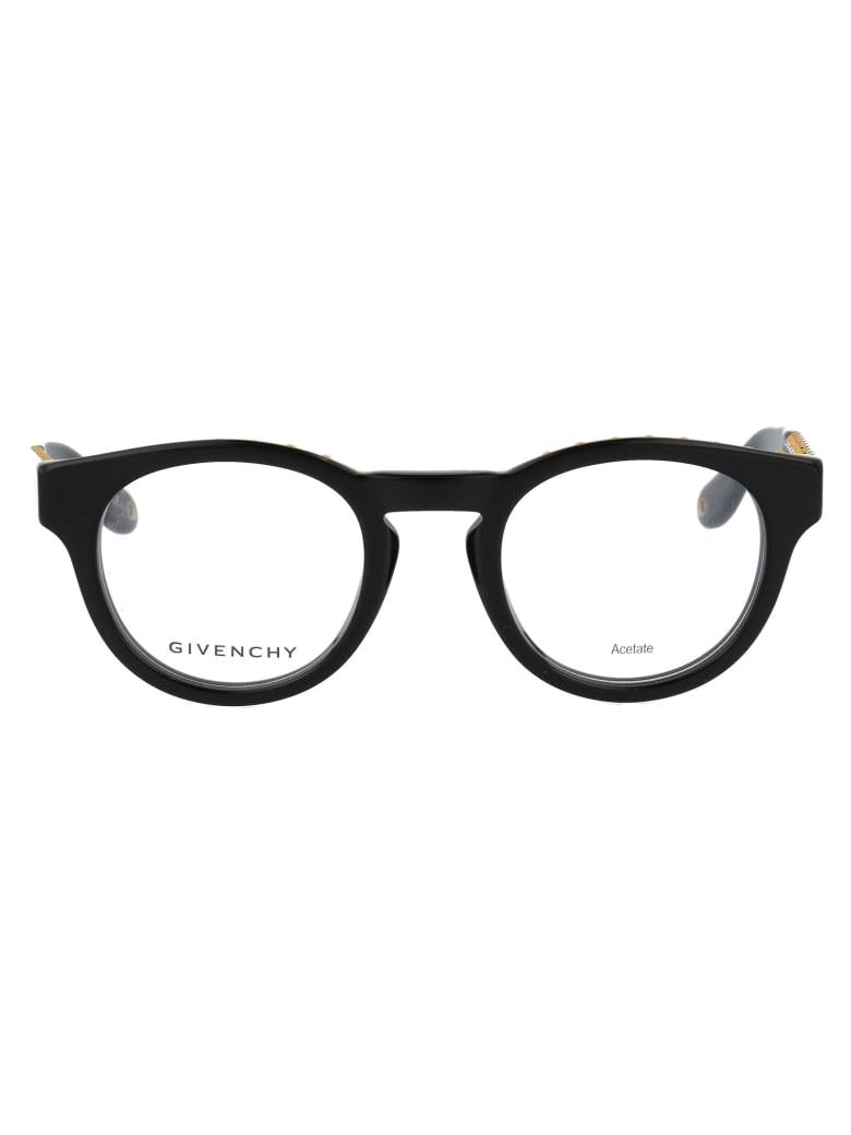 Givenchy Gv 0007 Glasses - 807 BLACK