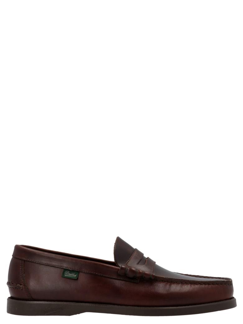 Paraboot 'coraux' Shoes - Brown