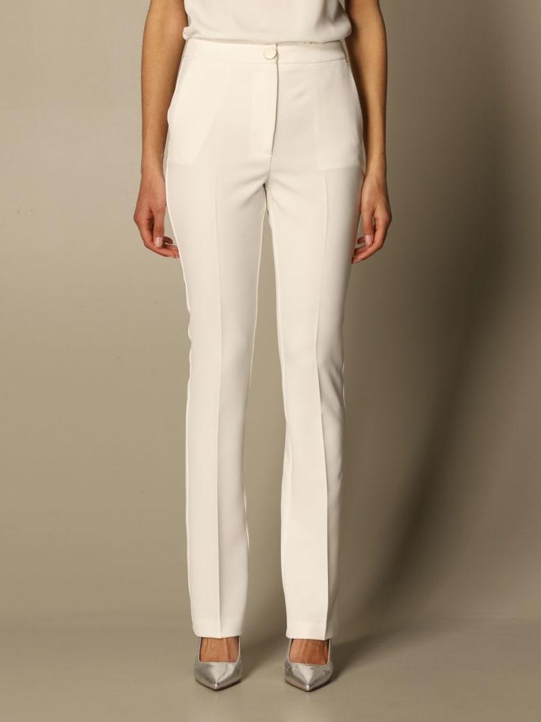 Anna Molinari Pants Pants Women Anna Molinari - White