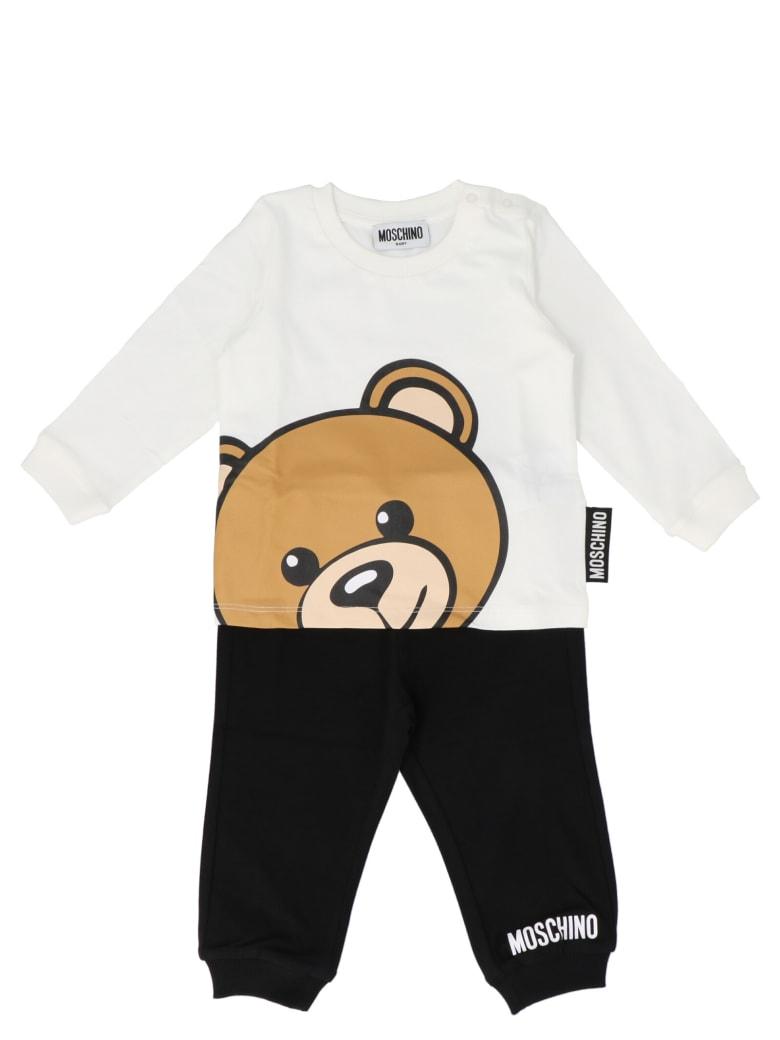 Moschino 'teddy' Suit - Muticolor