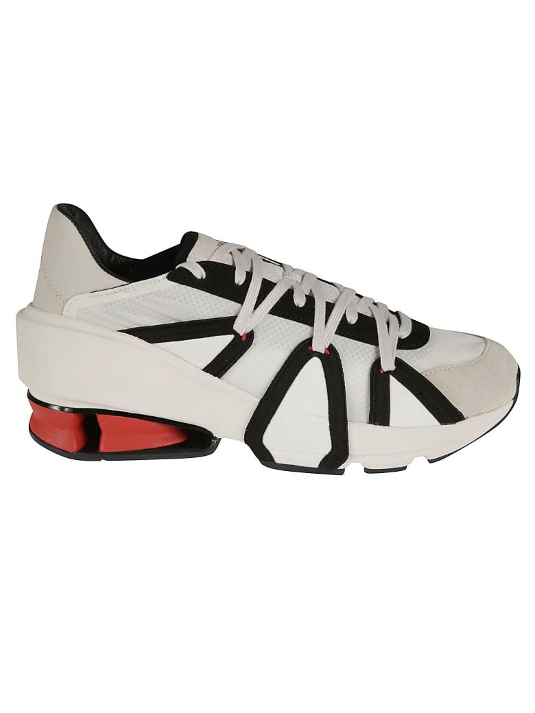 Y-3 Sukui Iii Sneakers - White/Black/Red