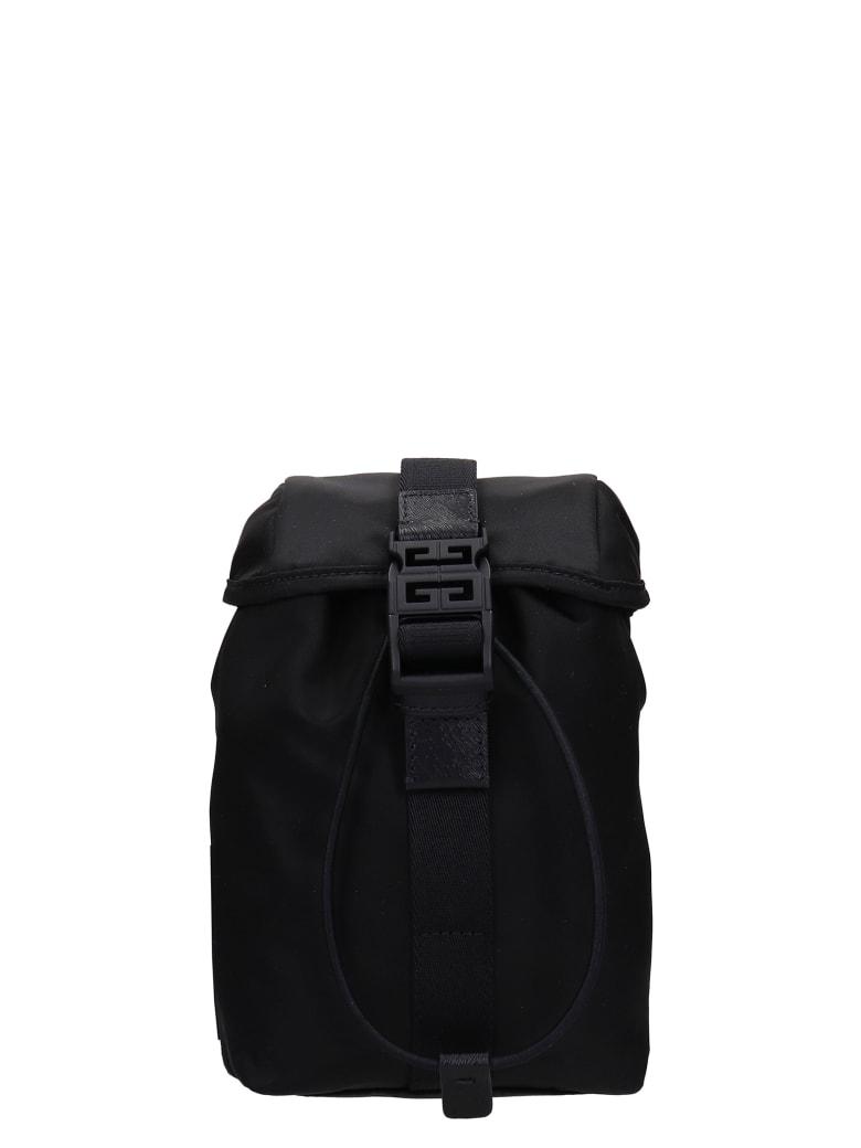 Givenchy Backpack In Black Polyamide - black