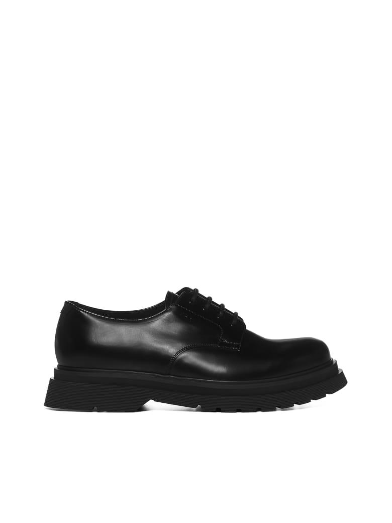Prada Laced Shoes - Nero