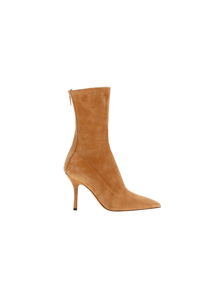 Paris Texas Boots - Natural
