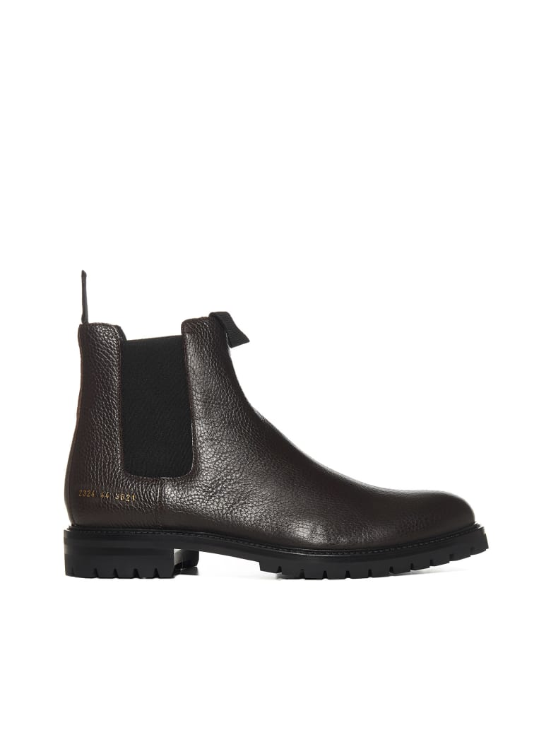 Common Projects Boots - Brown