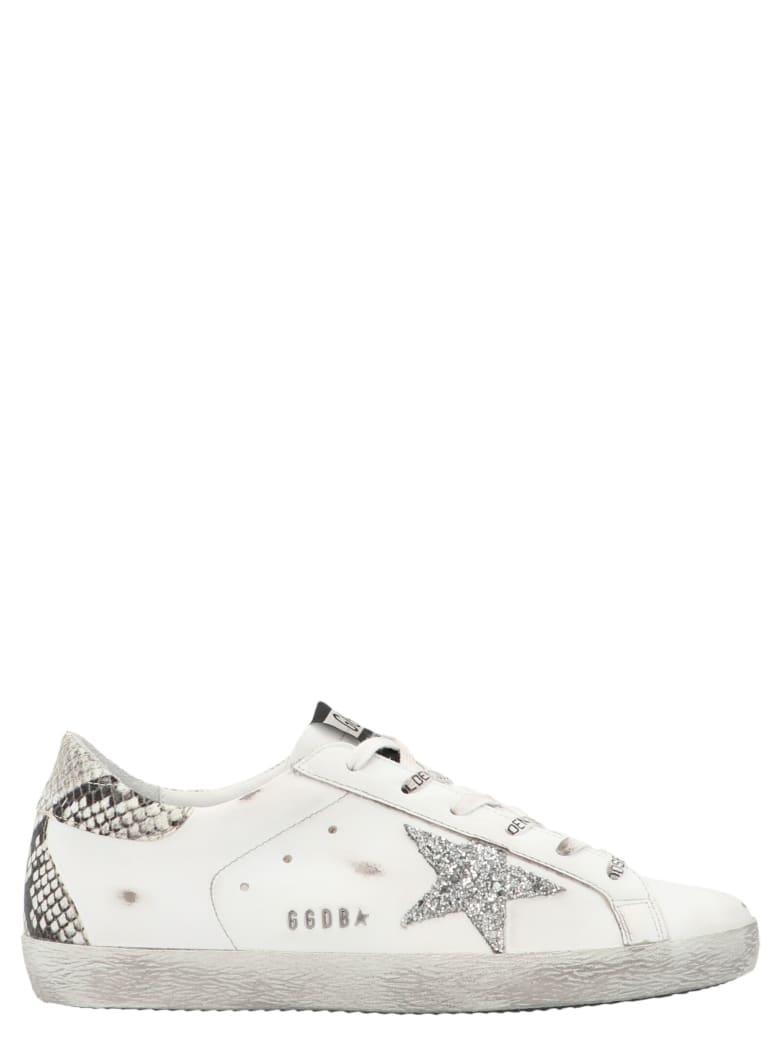 Golden Goose 'superstar' Shoes - Black&White