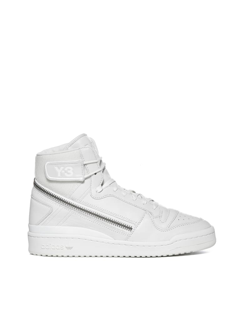 Y-3 Sneakers - Nondyed nondyed core white