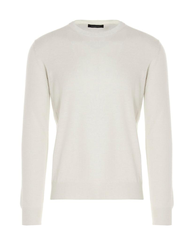 Ermenegildo Zegna Sweater - White