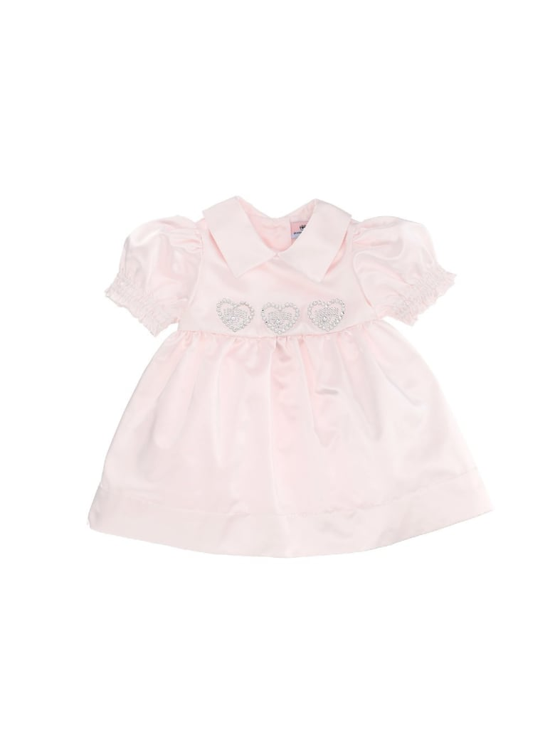 Chiara Ferragni Pink Eyeheart Twill Dress - Pink