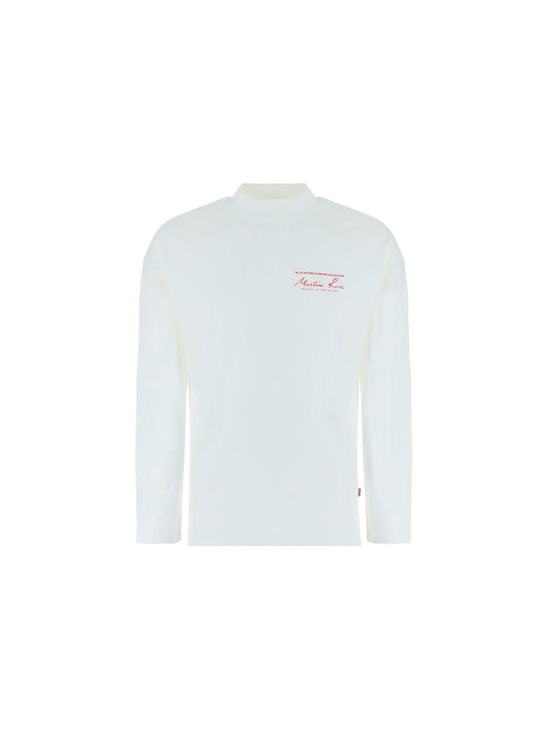 Martine Rose Martin Rose Sweatshirt - White