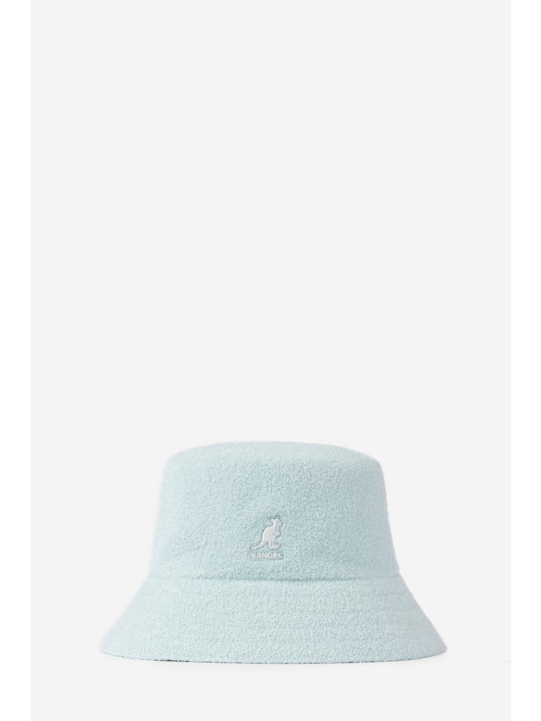 Kangol Bermuda Bucket Hats - Cyan