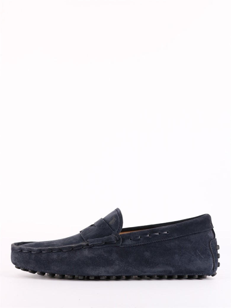 Tod's Gommino Loafer Blue - Blue