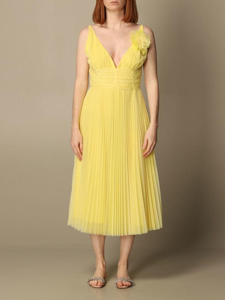 Anna Molinari Dress Dress Women Anna Molinari - Yellow