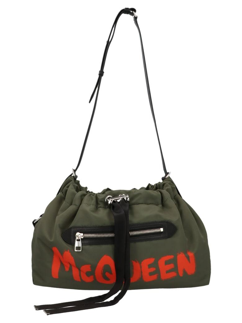 Alexander McQueen 'the Bundle' Bag - Green