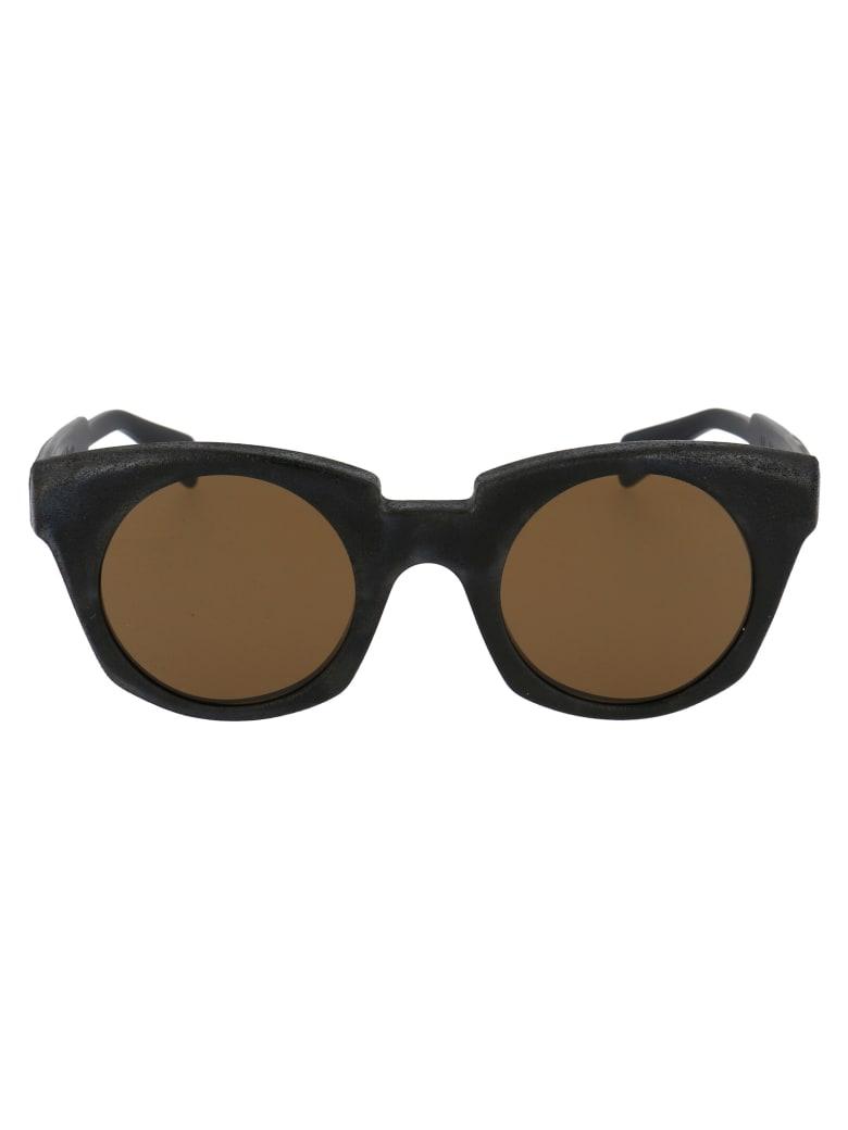 Kuboraum Maske U6 Sunglasses - BM BT BLACK MATTE