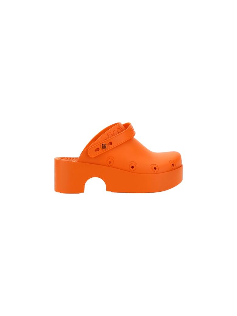 Xocoi Xocoi Clug Sandals - Orange