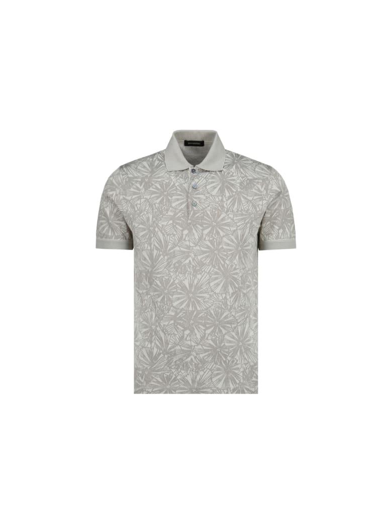 Ermenegildo Zegna Polo Shirt - Taupe