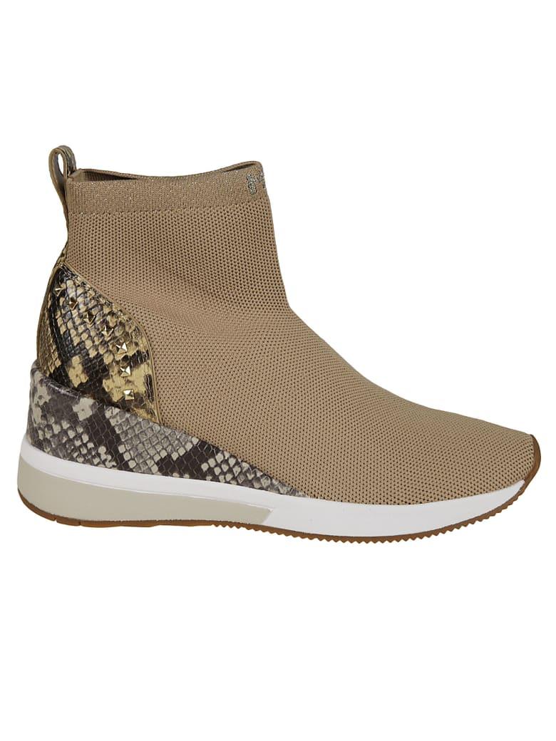 Michael Kors Skyler Boots - Camel