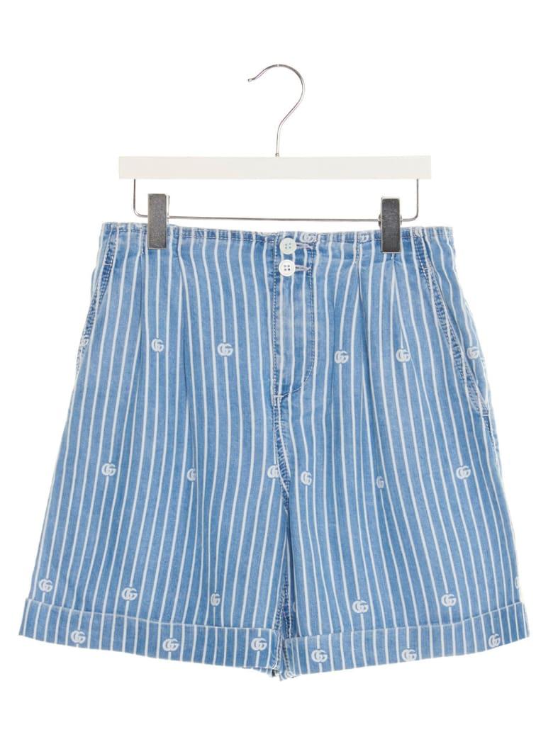 Gucci Short - Azzurro