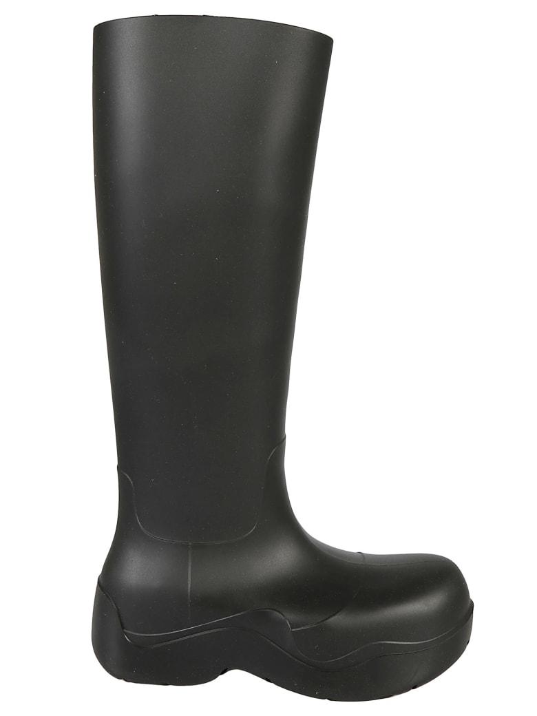 Bottega Veneta Puddle Boots - Black