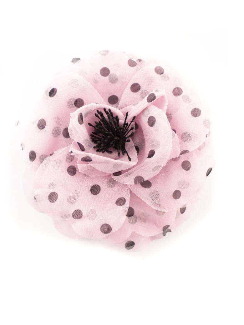 Philosophy di Lorenzo Serafini Rose-shaped Bijoux Brooch - Fiore
