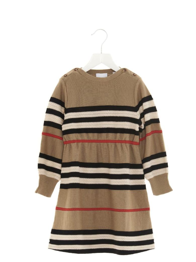 Burberry 'leeta' Dress - Multicolor