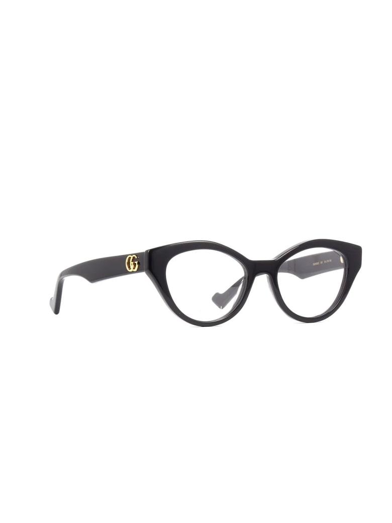 Gucci GG0959O Eyewear - Black Black Transpare